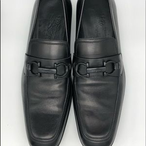 Salvatore Ferragamo size 9 Parigi Driving Shoes